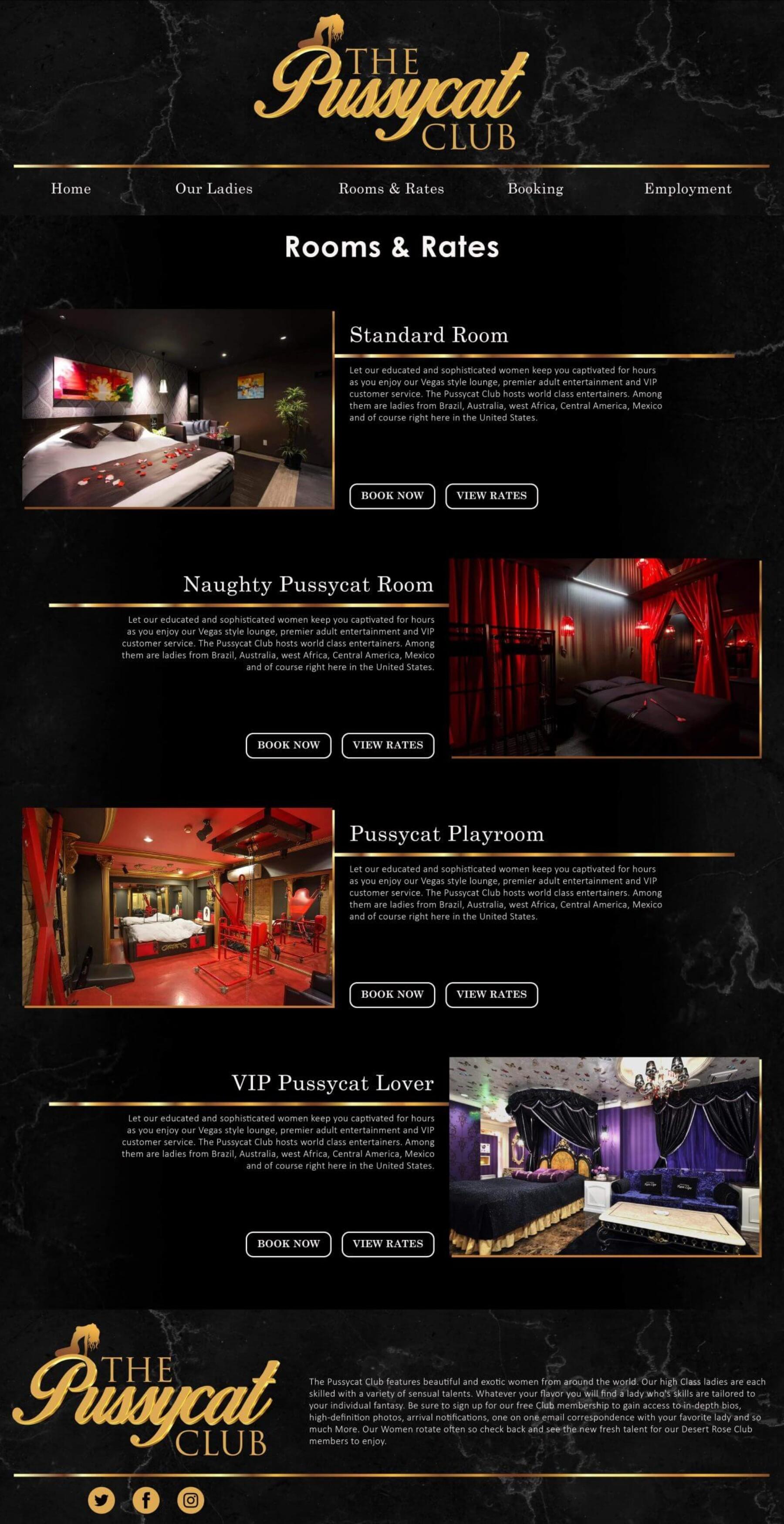 Thepussycatclub Room